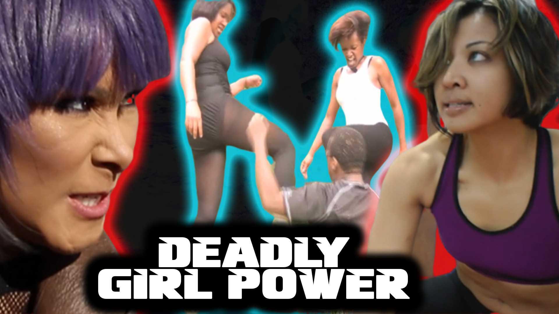 DeadlyDymes | Deadly Dymes | DEADLY GIRL POWER